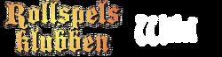 Rollspelsklubben Wikis nuvarande logga