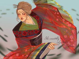 Mei Dancing RC Art