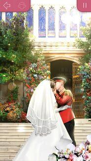 Richard wedding
