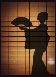 Mei geishadebut