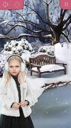 Эмма в детстве