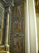2011 Ambrogio, second left altar right