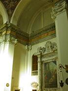 2011 Ambrogio, left transept from main altar