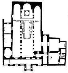 Santa Maria in Cosmedin floor plan.png