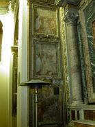 2011 Ambrogio, second left altar left