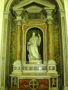 2011 Ambrogio, second right altar