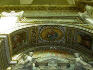 2011 Ambrogio, second left altar arch