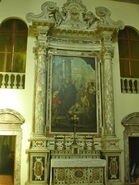 2011 Ambrogio, left transept