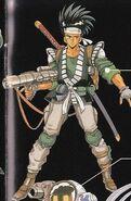 Human Male (SaGa 2 Hihou Densetsu)