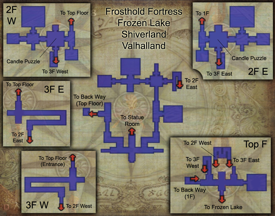 Frosthold Fortress