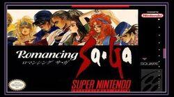 SNES Super Side Quest - Game 67 - Romancing SaGa 3 5