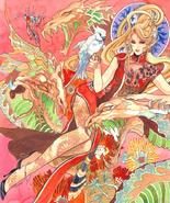 RS3 Byunei Artwork