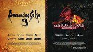 SaGa E3 2019 Trailer – Romancing Saga 3 & SaGa SCARLET GRACE AMBITIONS