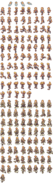 SF2 Gustave XIII Sprite Sheet