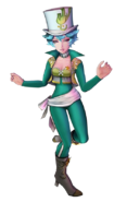 SSG Aslana character model