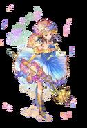 RSre Princess White Rose Artwork 3