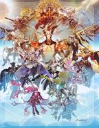 SSG Twelve Star Gods 2