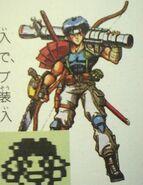 Human Male (The Final Fantasy Legend)