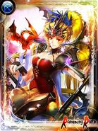 ES Rocbouquet of the Seven Heroes Origin Romancing Rare Axe