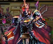 IS King Sei Artwork