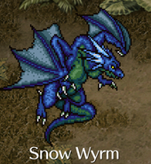 RS2 Snow Wyrm