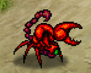 RS2 Scissor Spider