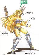 Human Female (SaGa 2 Hihou Densetsu)