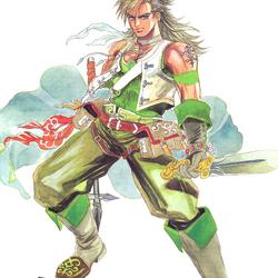 SaGa Frontier 2 characters