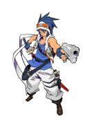 Human Male (SaGa 2 Hihou Densetsu GOD)