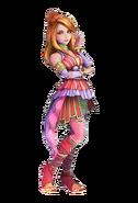 Elisabeth character model