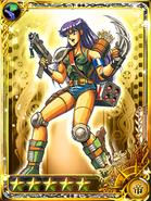 IS Human F 5-Star Gun Fist