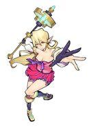 Esper Girl (SaGa 2 Hihou Densetsu GOD)