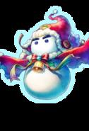 RSre Snowman Artwork