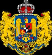 Kingdom of Romania - Medium CoA svg