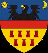 Coat of arms of Transylvania svg