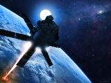 Orbital Ion Cannon