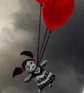 Doll Balloon
