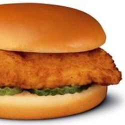 Southern Style Chicken Sandwich