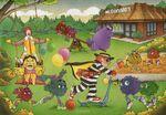 Ronald McDonald & Friends 6