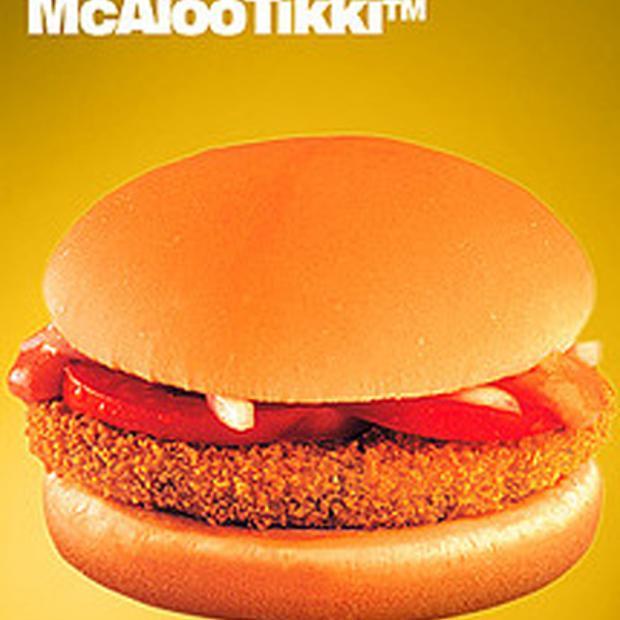 Mc Aloo Tikki