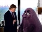 Grimace & Trump