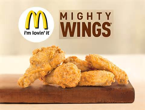 Mighty Wings