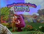 How Hamburglar Got His Stripes
