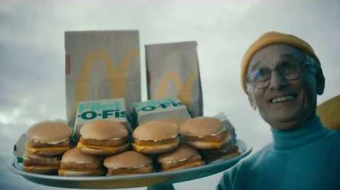 McDonald's Filet-O-Fish Commercial 2019