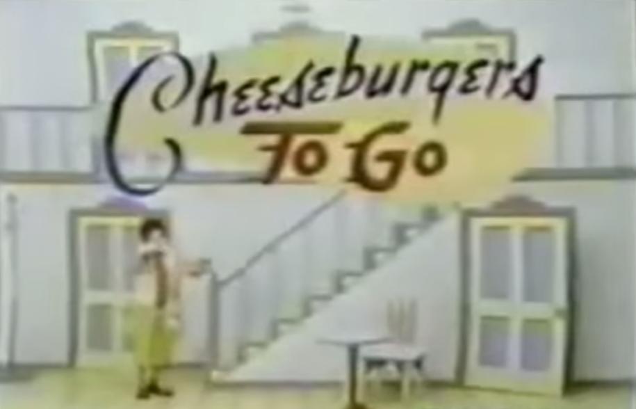 Cheeseburgers To Go