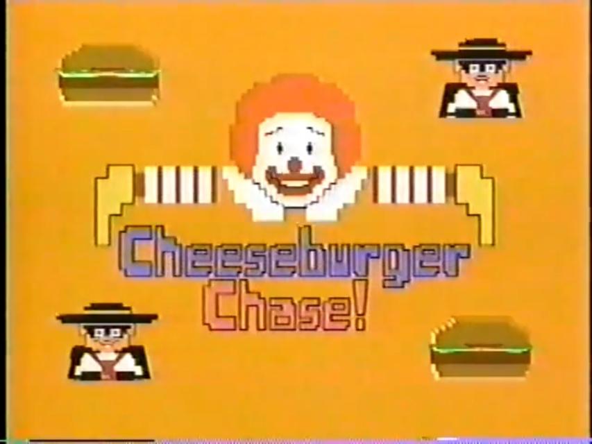 Cheeseburger Chase