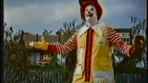 McDonald's Commercial (1983)