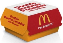 Double Quarter Pounder (Box)