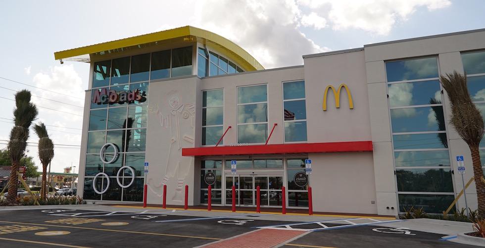 World's Largest Entertainment McDonald's