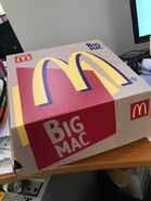 Big Mac (box)